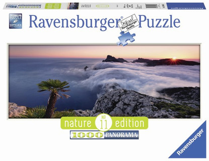 Ravensburger - In a Sea of Clouds Puzzle Nature Edition No.11 1000pc