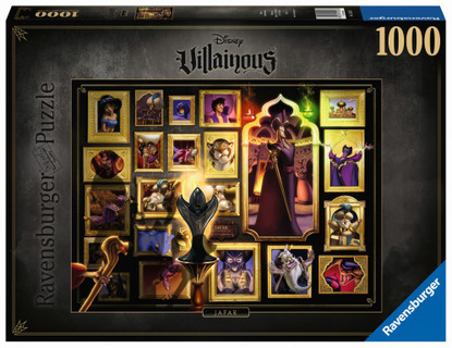 Ravensburger - Disney Villainous: Jafar 1000pc RB15023-6