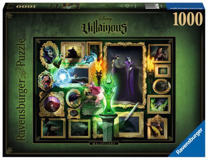 Ravensburger - Disney Villainous: Malificent 1000pc RB15025-0