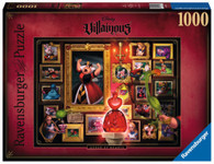 Ravensburger - Disney Villainous: Queen of Hearts 1000pc RB15026-7
