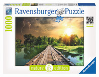 Ravensburger - Mystic Skies Puzzle 1000pc Nature Edition No. 4 RB19538-1