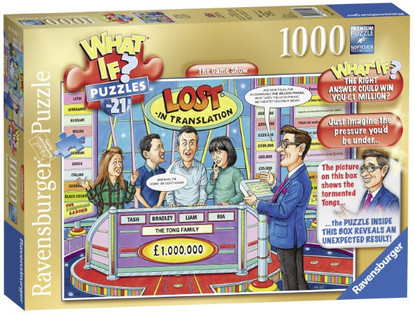 What If No 21 The Game Show 1000pc RB15182-0
