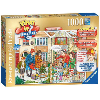 Ravensburger - What If No 20 Christmas Lights 1000pc RB15353-4