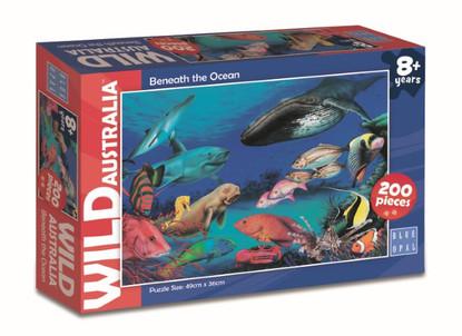 Blue Opal - Wild Australia Beneath the Oceans 200pc BL01982