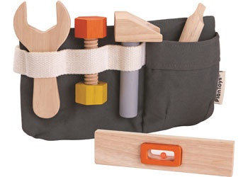 Plan Toys - Tool Belt PT3485