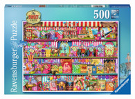 Ravensburger - The Sweet Shop Puzzle 500pc - RB14653-6