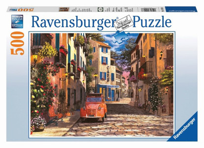 Ravensburger - Heart of Southern France Puzzle 500pc RB14253-8