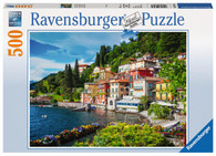Ravensburger - Lake Como, Italy Puzzle 500pc RB14756-4