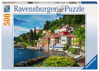 Ravensburger - Lake Como, Italy Puzzle 500pc RB14756-4
