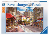 Ravensburger - Quaint Shops Puzzle 500pc RB14116-6
