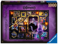 Ravensburger - Villainous: Ursula 1000pc RB15027-4