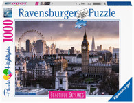 Ravensburger - Beautiful Skylines - London 1000pc RB14085-5