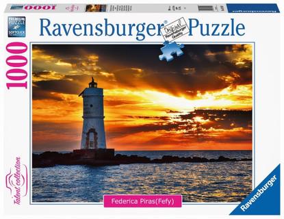 Ravensburger - Sant'Antioco, Sardegna 1000pc RB16195-9