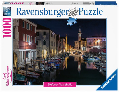 Ravensburger- Canals of Venice 1000pc RB16196-6