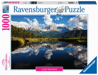 Ravensburger - Life in the Mountains 1000pc RB16197-3
