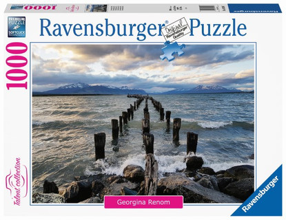 Ravenburger - Puerto Natales, Chile 1000pc RB16199-7