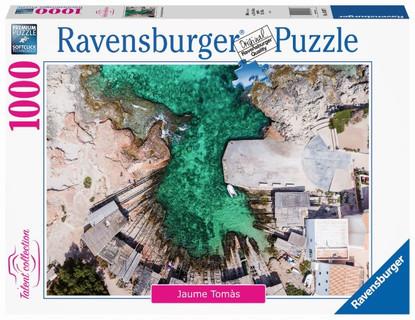 Ravensburger - Caló de Sant Agustí Formentera 1000pc RB16397-7