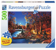 Ravensburger - Still Of The Night Large Format Puzzle 500pc RB14916-2