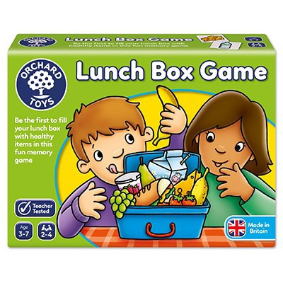 Orchard Toys - Lunch Box Game OC020 box
