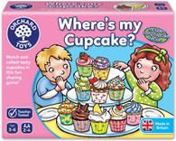 Orchard Game - Where's My Cupcake? OC013 box