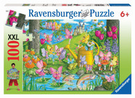 Ravensburger - Fairy Playland Puzzle 100pc RB10602-8