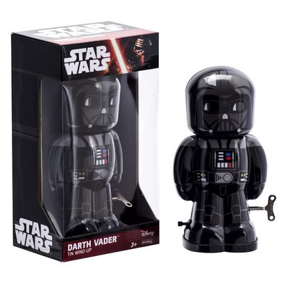 Star Wars - Darth Vader Tin Wind-Up