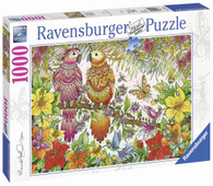 Ravensburger - Tropical Feeling Puzzle 1000pc RB19822-1