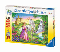 Ravensburger - Princess with Horse Puzzle 200pc RB12613-2