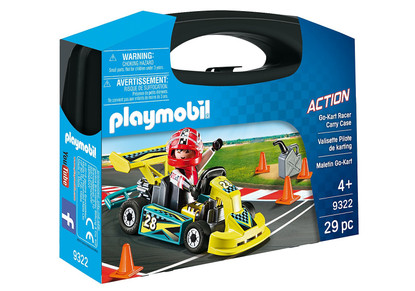 Playmobil - Go Kart Racer Carry Case PMB9322 case