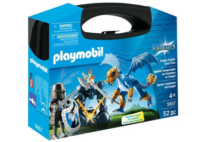 Playmobil - Dragon Knights Carry Case PMB5657 case