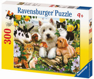 Ravensburger - Happy Animal Babies Puzzle 300pc RB13160-0