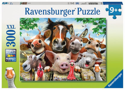 Ravensburger - Say cheese! 300pc Puzzle RB13207-2