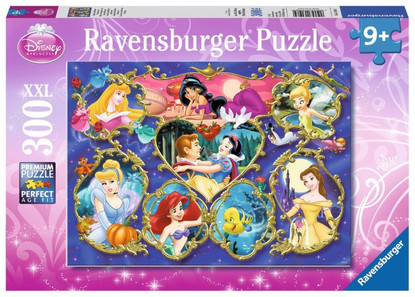 Ravensburger - Disney Princess Gallery Puzzle 300pc RB13108-2
