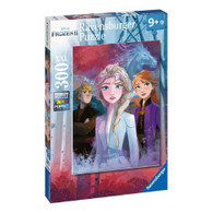 Ravensburger - Frozen 2 Elsa Anna Kristoff 300pcs RB12866-2