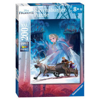 Ravensburger - Frozen 2 The Mysterious Forest 200pcs RB12865-5