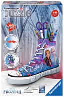 Ravensburger - Frozen 2 Sneaker 3D Sneaker 108pc RB12121-2