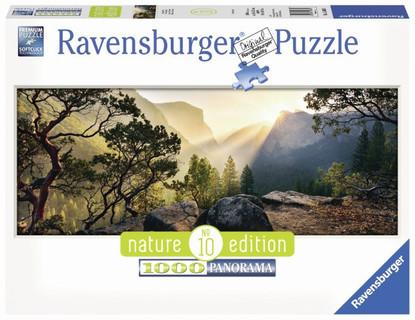 Ravensburger- Yosemite Park Puzzle Nature Edition No.10 1000pc