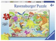 Ravensburger - Time Travelling Dinos 60 piece RB09516-2
