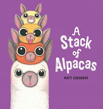 A Stack of Alpacas - By Matt Cosgrove