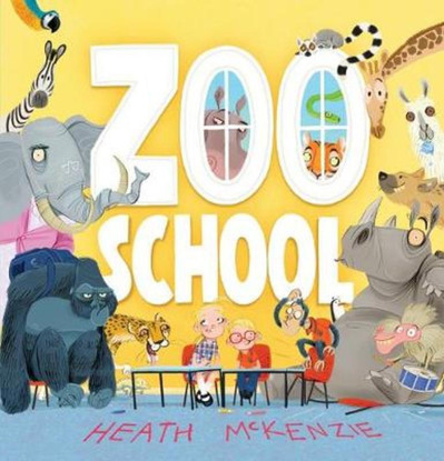Zoo School - By Heath McKenzie