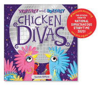 Whitney and Britney Chicken Diva's - By Lucinda Gifford