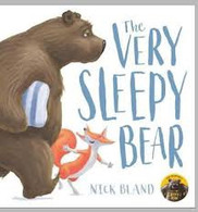 Very Sleepy Bear - By Nick Bland