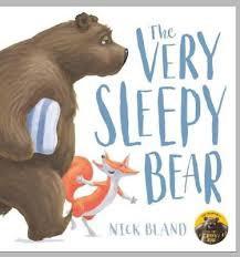 Very Sleepy Bear - By Nick Bland