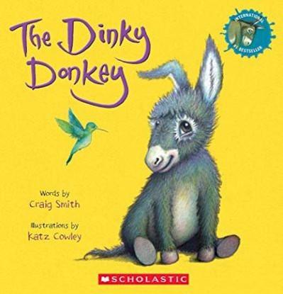 The Dinky Donkey - By Craig Smith, Katz Cowley (Illustrator)