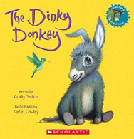 The Dinky Donkey - By Craig Smith, Katz Cowley (Illustrator)
