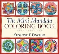 The Mini Mandala Coloring Book