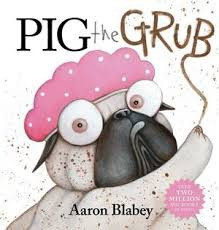 Pig The Grub - By Aaron Blabley