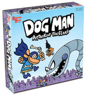 Dogman Attack of the Fleas Board Game