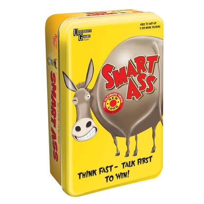 Smart Ass Game Tin