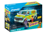 Playmobil - SCOOBY-DOO! Mystery Machine PMB70286